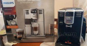 macchina caffè automatica Philips Serie 5000 di Valentina