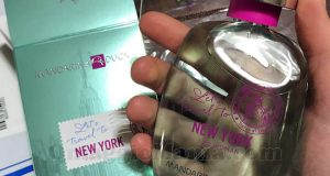 profumo Mandarina Duck Let's travel to New York vinto da Teresa