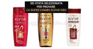 selezione tester Elvive L'Oréal