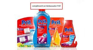 selezione tester PRIL Additivi DonnaD