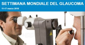 settimana mondiale glaucoma 2018