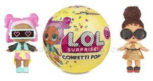 sfera L.O.L. Surprise! Confetti Pop