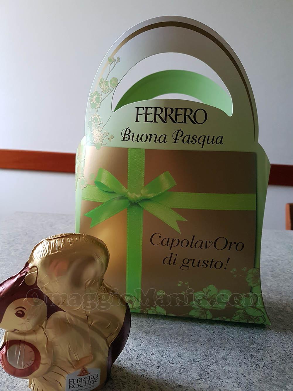 shopper di Pasqua Ferrero