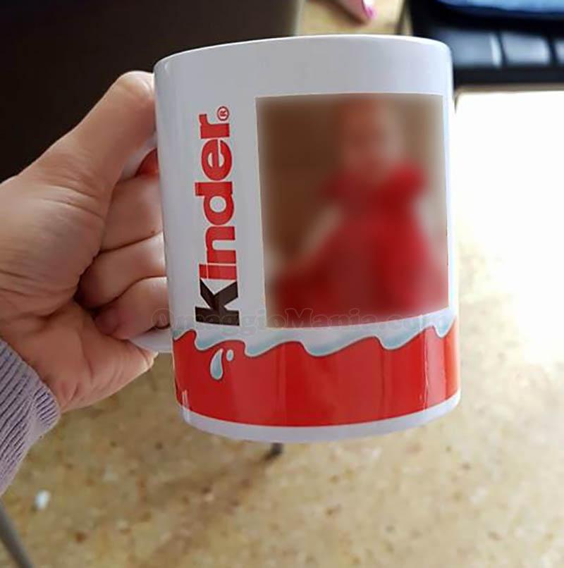 tazza Kinder personalizzata di Suzana