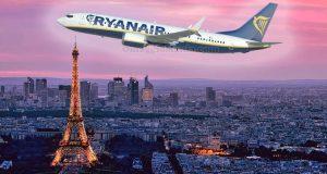 vinci viaggio a Parigi con Ryanair