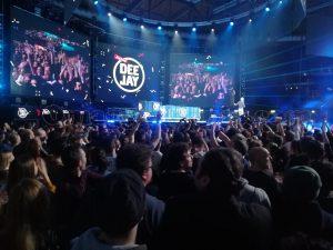 vincita Party Like a Deejay di Daniela 6