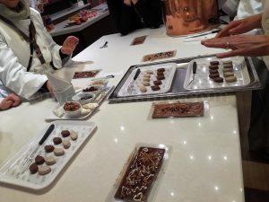 vincita viaggio alla Fabbrica del Cioccolato Lindt di Marilina 1