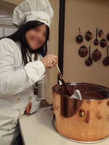 vincita viaggio alla Fabbrica del Cioccolato Lindt di Marilina 2