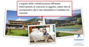 vincita weekend pet-friendly in Austria