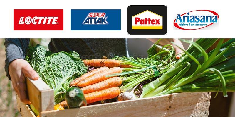Crea il tuo orto Vivi la tua casa Henkel