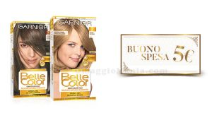 Garnier Belle Color ti regala un buono Conbipel da 5€