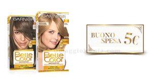 Garnier Belle Color ti regala un buono Conbipel da 5€