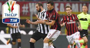 Juventus Milan finale TIM Cup 2017-2018