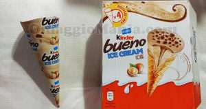 Kinder Bueno Ice Cream in Italia