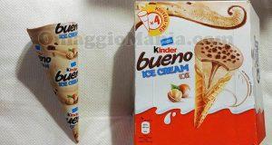 Kinder Bueno Ice Cream in Italia