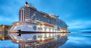 MSC Seaview nave