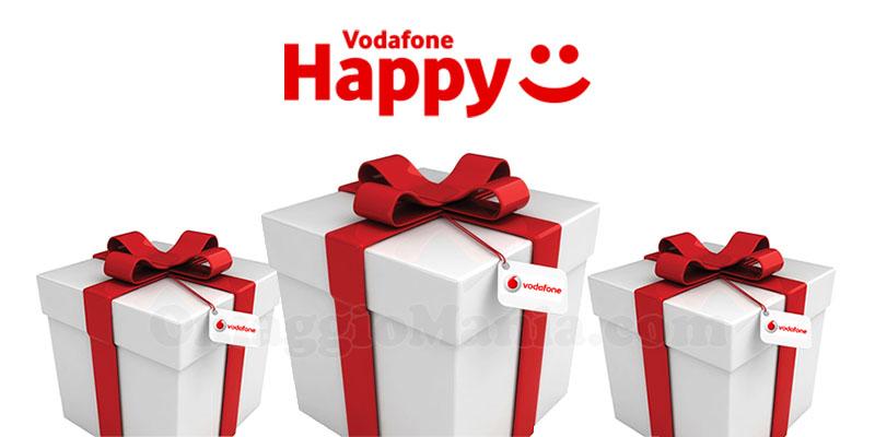 Vodafone Happy 2018