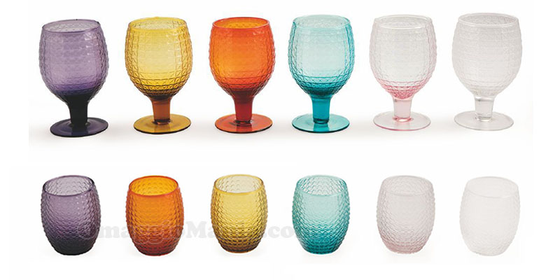 bicchieri e calici Karma di Villa d'Este Home Tivoli