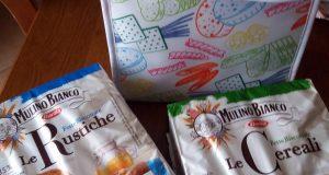 borsa termica Mulino Bianco di Claudia