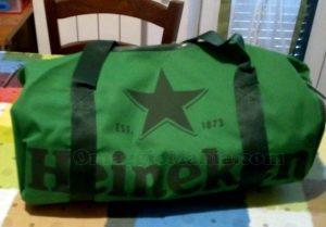 borsone Sport Bag Heineken di Sole
