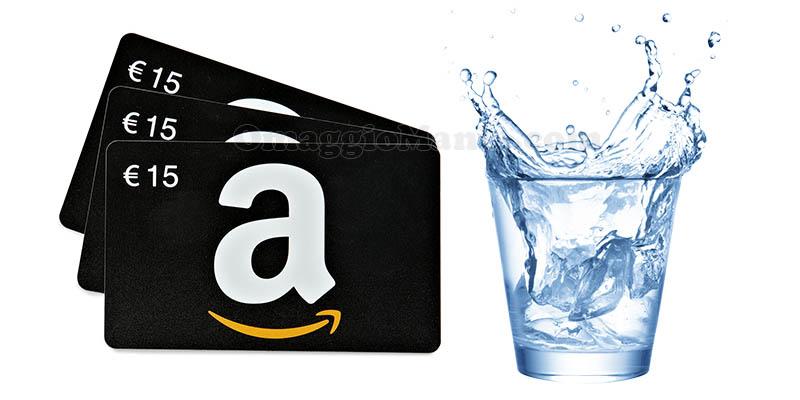 buoni Amazon con Aqualife