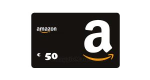 buono Amazon da 50 euro