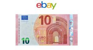 buono sconto eBay 10 euro