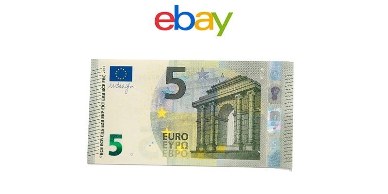buono sconto eBay 5 euro
