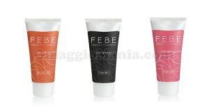 campioni omaggio FEBE Laboratorio Cosmetico