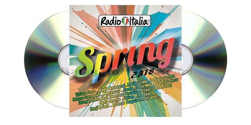 compilation Spring 2018 Radio Italia