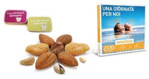 concorso Nucis Top 30 g. Trova lo snack del Benessere fase 2