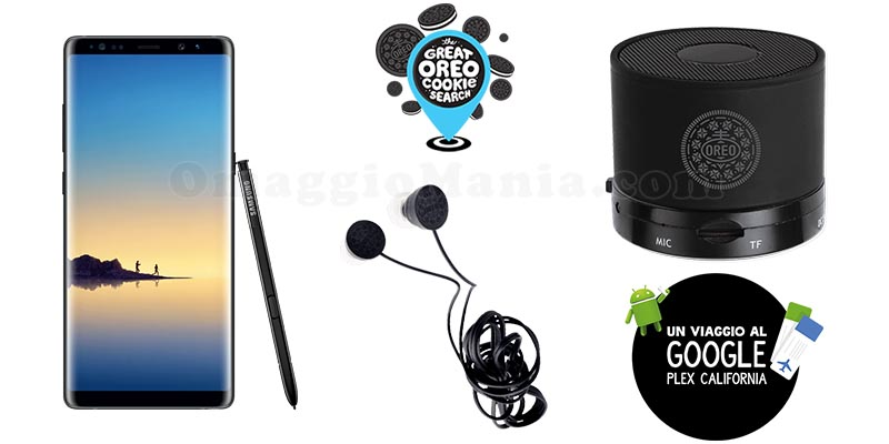 concorso The Great Oreo Cookie Search