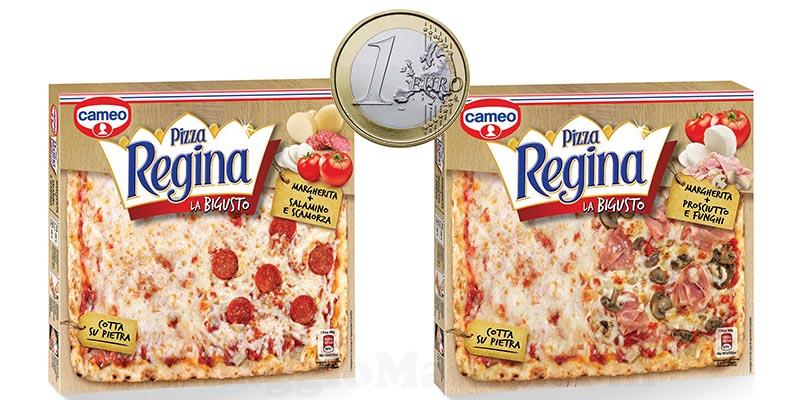 coupon da stampare Pizza Regina La Bigusto