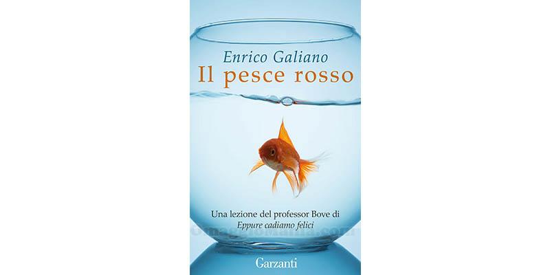 ebook Il pesce rosso di Entrico Galiano