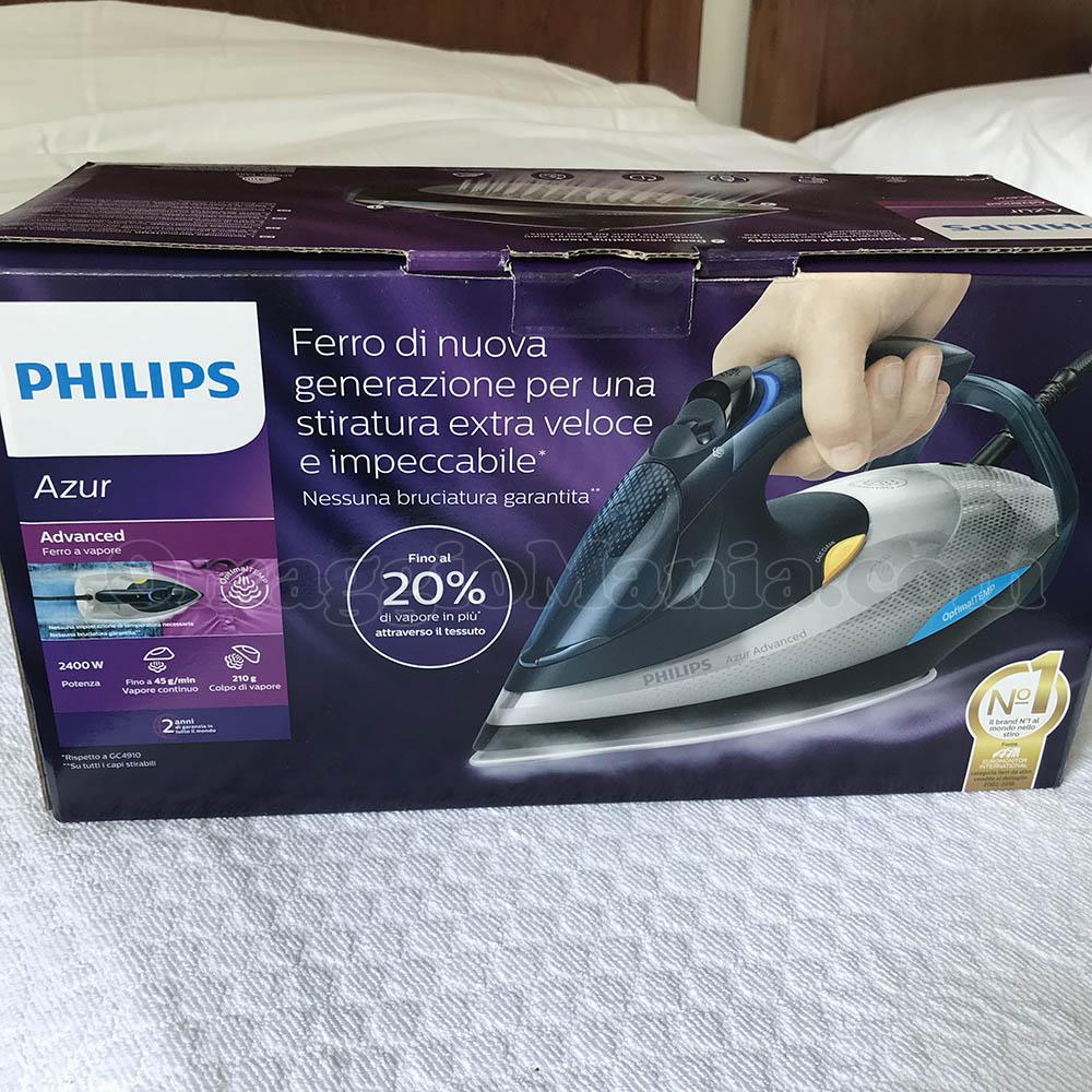 ferro da stiro Philips Azur di Irene