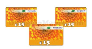 gift card PAM Panorama 15€