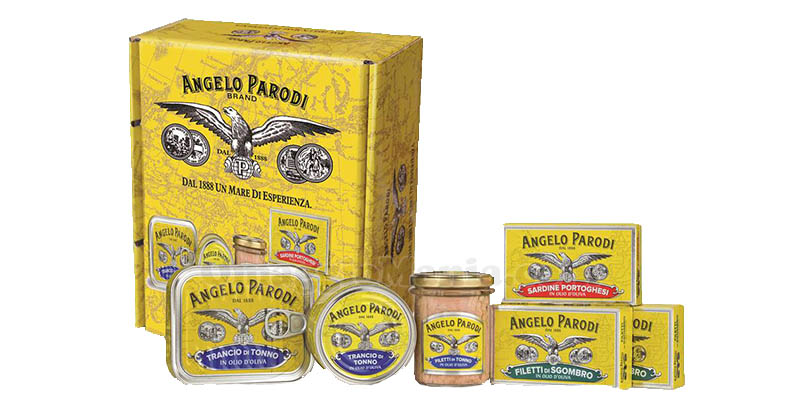kit prodotti Angelo Parodi