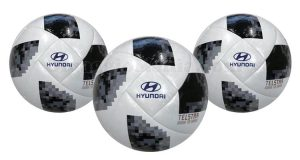pallone da calcio Hyundai World Cup Replica