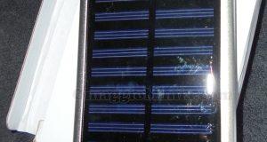 power bank a energia solare di Vincenzo con Carrefour