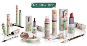 prodotti make-up Naturaverde