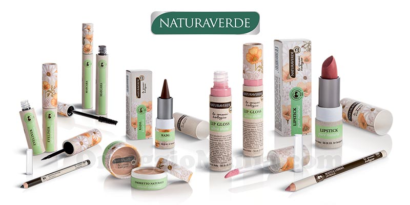 prodotti make-up Naturaverde