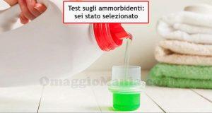 selezione tester ammorbidenti Altroconsumo