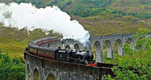 treno di Harry Potter