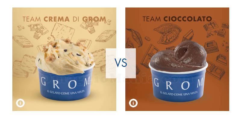 vota gelato Grom maggio 2018