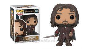 Funko Pop Aragorn Il Signore degli Anelli