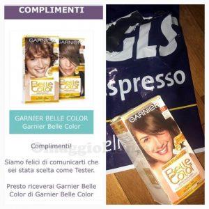 Garnier Belle Color di Barbara con Provato da Voi