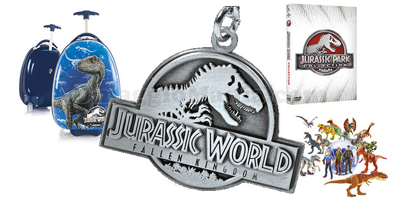 Jurassic World Carrefour Mettiti in salvo