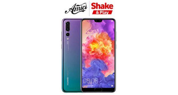 Shake & Play vinci Huawei P20 Pro