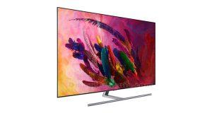 Tv Samsung QLED modello QE65Q7FNATXZT