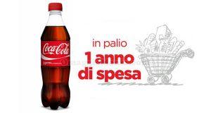 Vinci 1 anno di spesa con Coca Cola e COOP